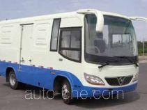 Shaolin SLG5060XXYT3F box van truck