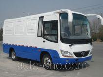 Shaolin SLG5060XXYT5F box van truck