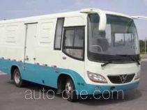 Shaolin SLG5061XXYC3E box van truck