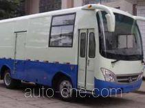 Shaolin SLG5090XXYC3E box van truck