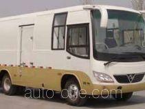 Shaolin SLG5090XXYC4E box van truck