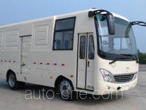 Shaolin SLG5110XXYC5E box van truck