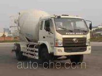 Shaolin SLG5140GJB concrete mixer truck