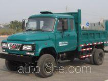 少林牌SLG5815CPD型自卸低速货车