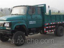 Shaolin SLG5815CPDS low-speed dump truck