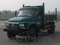 少林牌SLG5820CD型自卸低速货车