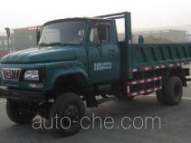 少林牌SLG5820CDS型自卸低速货车