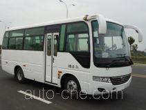 少林牌SLG6662C5E型客车