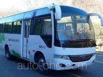 少林牌SLG6750C4F型客车