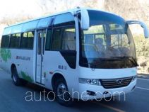 少林牌SLG6750T5F型客车