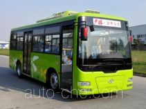 少林牌SLG6821EVG1型纯电动城市客车