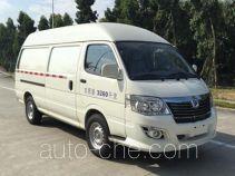 Sunlong SLK5030XXYE0BEV01 электрический автофургон