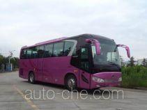 申龙牌SLK6108ASD5型客车