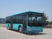 申龙牌SLK6109USCHEV02型混合动力城市客车