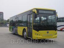 申龙牌SLK6109USCHEV04型混合动力城市客车