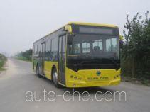 申龙牌SLK6109USCHEV05型混合动力城市客车
