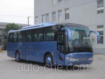 申龙牌SLK6118ULD5HEVL1型混合动力城市客车