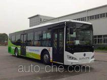 申龙牌SLK6119ULN5HEVZ型混合动力城市客车