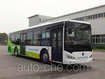 申龙牌SLK6129ULN5HEVL型混合动力城市客车