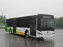 申龙牌SLK6129USCHEV01型混合动力城市客车