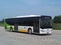 申龙牌SLK6129USNHEV01型混合动力城市客车