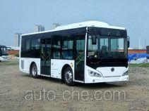 申龙牌SLK6859ULN5HEVL型混合动力城市客车