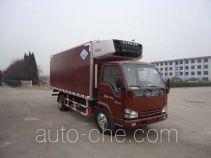 Yinguang SLP5070XLCS refrigerated truck