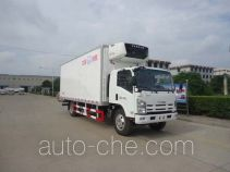 Yinguang SLP5100XLCS refrigerated truck