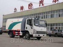 醒狮牌SLS5040ZLJC型自卸式垃圾车