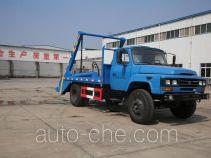 醒狮牌SLS5110ZBSE4型摆臂式垃圾车