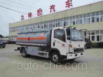 Xingshi SLS5120GYYZ4 oil tank truck