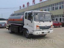 醒狮牌SLS5140GYYE5型运油车