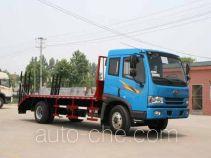 Xingshi SLS5140TPBC flatbed truck