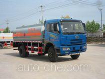 醒狮牌SLS5160GHYC3型化工液体运输车