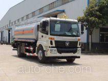 Xingshi SLS5160GRYB4 flammable liquid tank truck