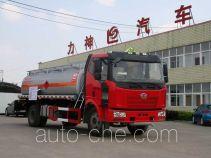醒狮牌SLS5160GJYC4P62型加油车