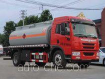 Xingshi SLS5160GJYC5V fuel tank truck
