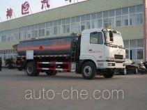醒狮牌SLS5161GHYH3型化工液体运输车