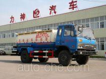 醒狮牌SLS5162GFLE型粉粒物料运输车