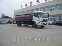 醒狮牌SLS5163GHYD型化工液体运输车