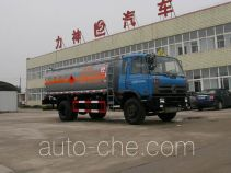 Xingshi SLS5166GHYE chemical liquid tank truck