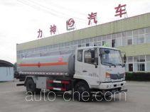 醒狮牌SLS5180GYYE5型运油车