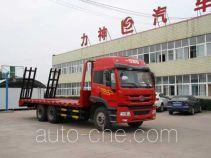醒狮牌SLS5200TPBC4型平板运输车