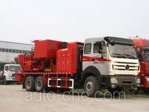 醒狮牌SLS5230TGJN4型固井车
