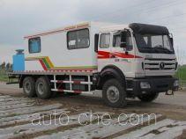 醒狮牌SLS5230TJCN型洗井车
