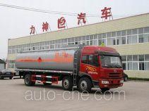 Xingshi SLS5241GHYC chemical liquid tank truck