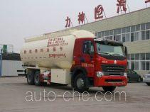 醒狮牌SLS5250GFLA7型粉粒物料运输车