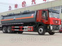 Xingshi SLS5250GFWH4 corrosive substance transport tank truck