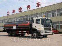 Xingshi SLS5250GFWJ corrosive substance transport tank truck