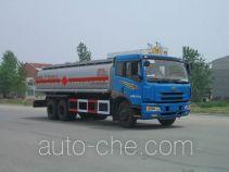 醒狮牌SLS5250GHYC3型化工液体运输车